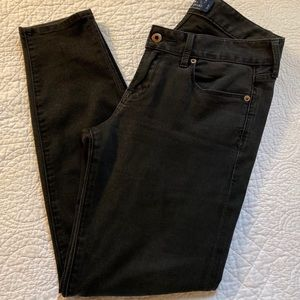 Lucky Charcoal Grey Skinny Jeans